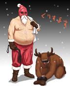 ヒゲクマクリスマス