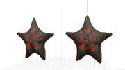 クリスマスツリーのてっぺんの星…