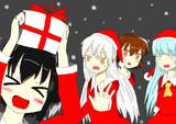 第16駆逐隊のクリスマス
