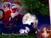 クリスマス・櫻歌ミコ誕2014【MMD】
