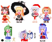ドットと化したクッキー☆☆旧クリスマス企画.png