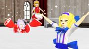 ホワイトクリスマス(白目)