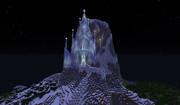 【minecraft】氷の城 ~リメイク~【アナと雪の女王】