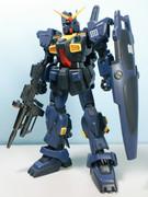 ガンダムMk-Ⅱ0号機(正面)
