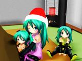 3姉妹っ!!