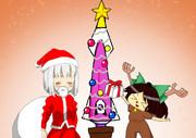 ワンドロクリスマスコラ