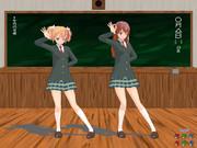 【モデル完成配布】桜Trick・はるぽっぽと優ちゃんVer1.00公開