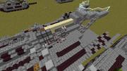 開発中の陸上戦艦の主砲