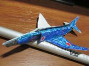 折り紙戦闘機 F-4EJ改 スーパーファントム