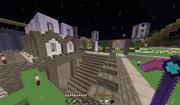 【minecraft】実況がしたいけど出来ない、とあるサーバーの日記14日目