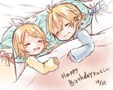 Happy Birthday 鏡音