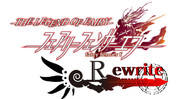 フェアリーフェンサーエフ 妖聖伝説 Rewrite ロゴ【実況応援】