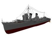 【MMD海軍】 特1型駆逐艦1.01