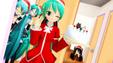 ベーちゃんのクリスマスケーキ♪【大遅刻】