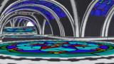 Underground-Stain Glass Stage