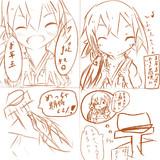 【4コマ漫画】T督と曙とお年玉のお話