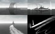MMD用船演出セット