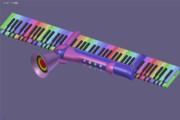 【MMD】Ranaの謎楽器製作中