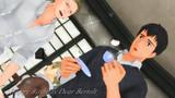 【進撃のMMD】紅茶のトルト【利きベルトルト提出作品】