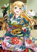 愛宕さんと新年を迎えたい!