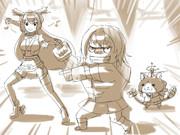 鬼怒隊長のブートキャンプ