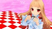 【MMO】きゃるん♪なレア様【ロード画面用】