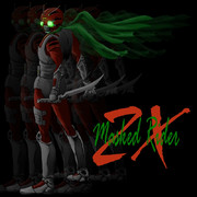 Masked Rider ZX