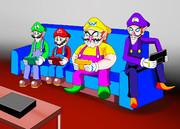 WiiUで遊ぼう!