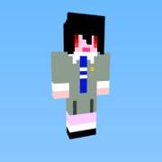 【minecraftスキン】聖エルミン学園制服(女神異聞録ペルソナ)