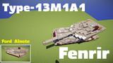 Type-13M1A1 Fenrir