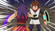 【遊戯王ARC-V】第38話「4つの次元」