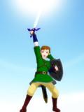 剣を空に掲げよ