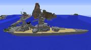 重砲艦松島作ってみた