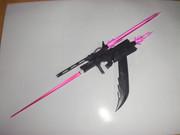 イデアールの新装備「ゲイアサイル」