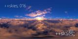 ++skies; 016 [16k8k/8k4kスカイドーム素材配布]