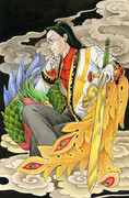過去絵 サイキックフォース ウォン(2010)