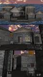 【MMDステージ配布】中世の街広場ステージ
