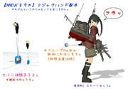 【MMDおもちゃ】マジックハンド【モデル配布】