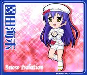ラブライブ!Snow halation より 園田海未