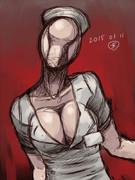 サイレントヒルのセクシーナース