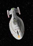 NCC-74656 USSヴォイジャー