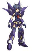 紺(ヒュッケバインMk-II)