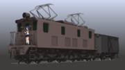【MMD】昭和前期貨物列車モデル配布