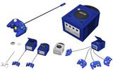 MMD用モブゲーム機セット