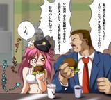 【ファイナルファイト】 ハガーとポイズン