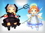 メルフィさん天使と小悪魔