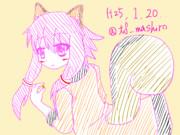 ゆかりさんワンドロ 25/01/20