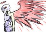結月ゆかりワンドロ「天使」