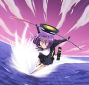 強襲、龍田さん