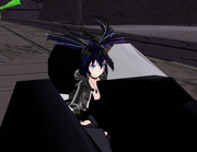 Black★rockshooter the game